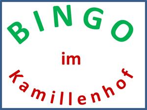 Bingo-Abende im Kamillenhof