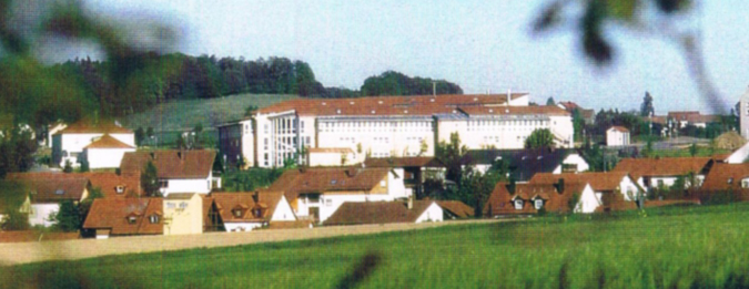 Kamillenhof - Lage